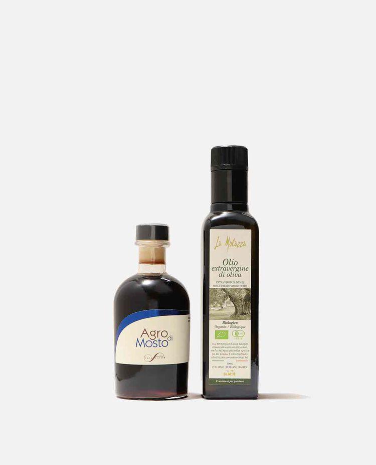 EXVオリーブオイルとバルサミコ酢セット オリオテーカ / OLIOTECA