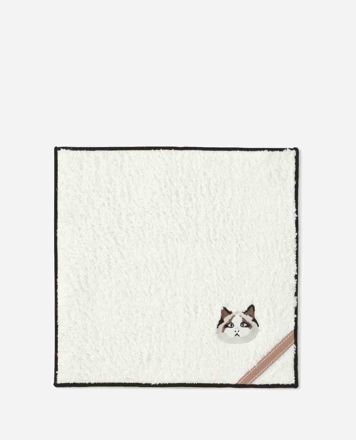 タオル ハンカチ 猫 5 6 7 8