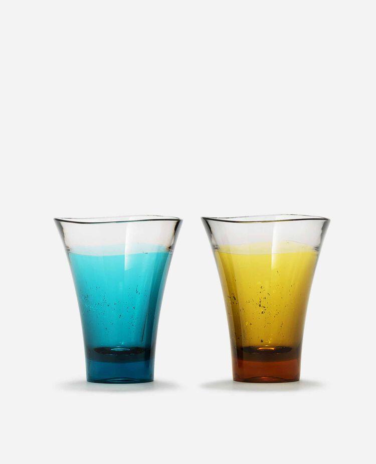 YAMANAMI GLASS(2個入) プラキラ / Plakira
