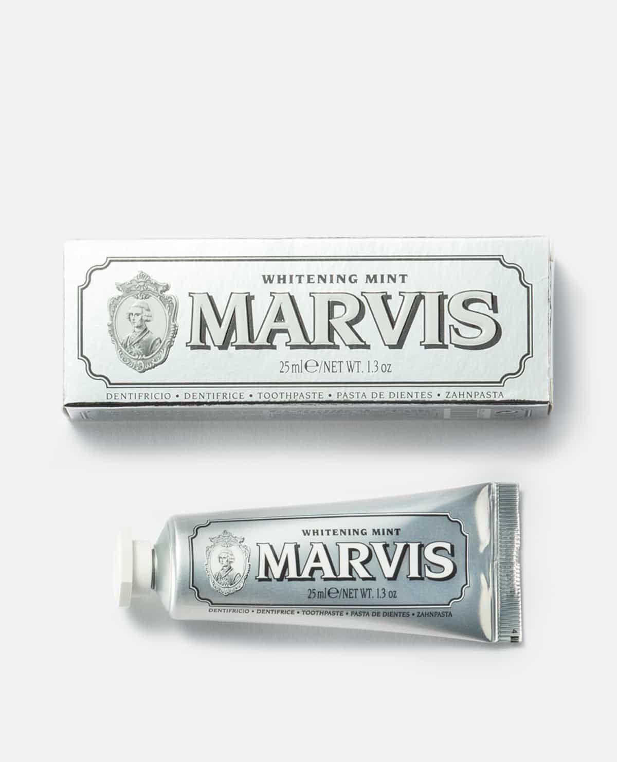 トラベル セット ホワイト 歯磨き粉
