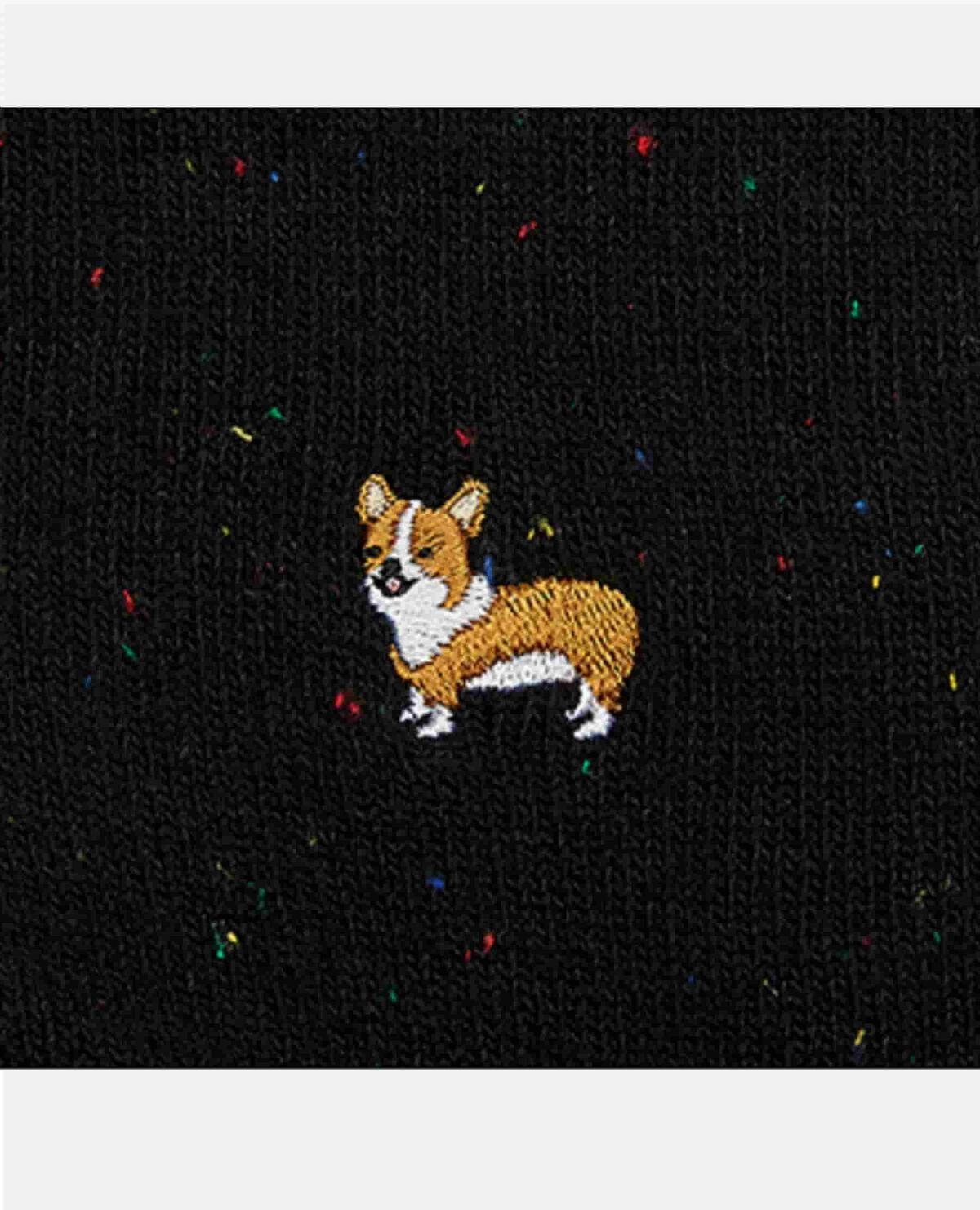 靴下 コーギー 犬
