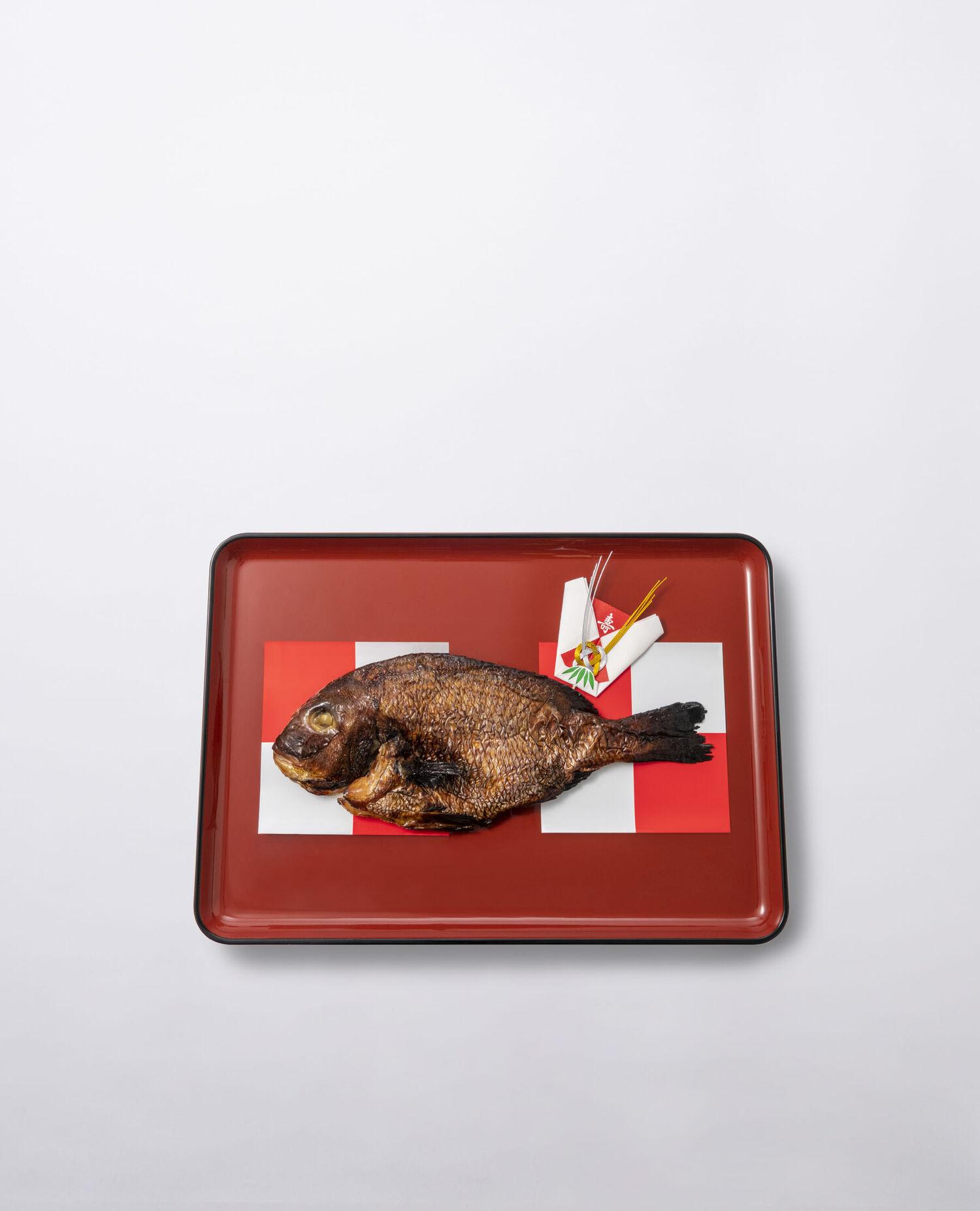 真鯛白醤油焼き