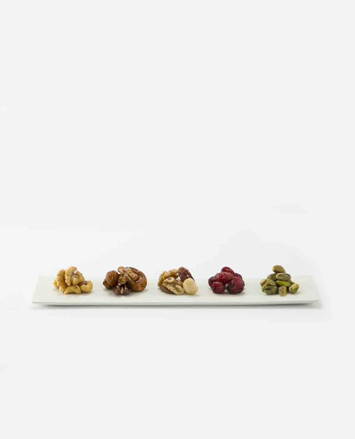 ナッツとドライフルーツ 5種ギフト LL
