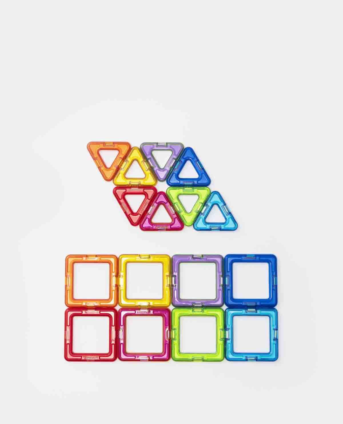 マグ フォーマーベーシックセット 30ピース マグネット おもちゃ 知育 玩具