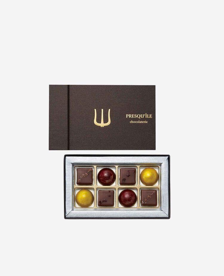SDC170 プレスキル ショコラトリー ワインショコラ 8個入 プレスキル ショコラトリー / PRESQU'ILE chocolaterrie