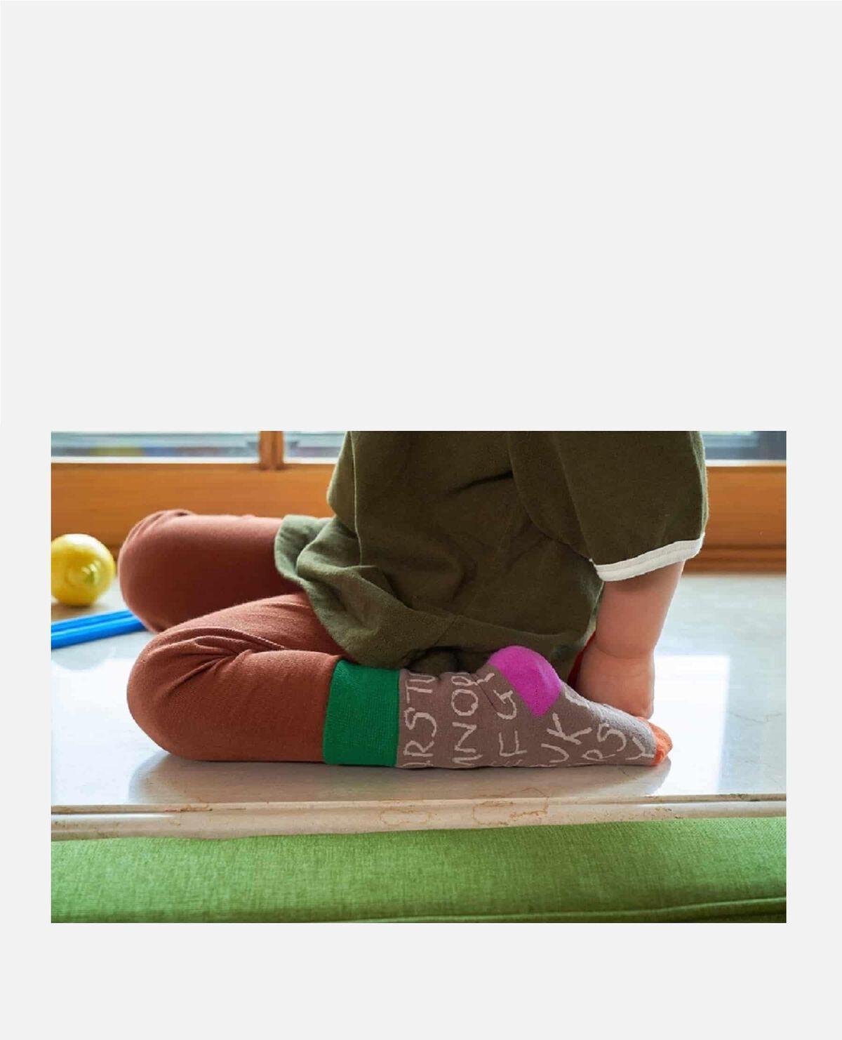 靴下 モグ タカハシ 大人 ユニセックス キッズ靴下セット