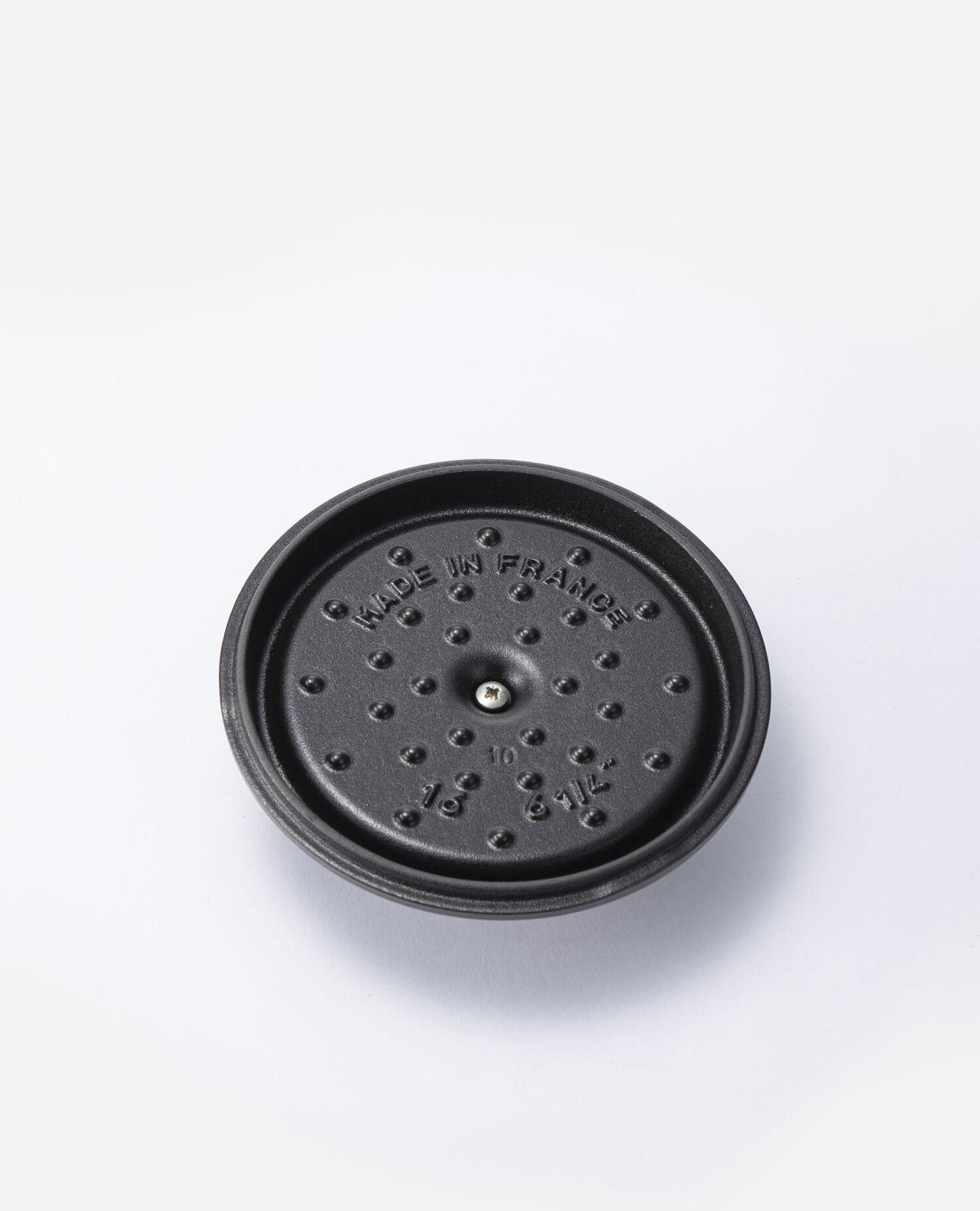 ピコ・ココット・ラウンド 16cm ブラック