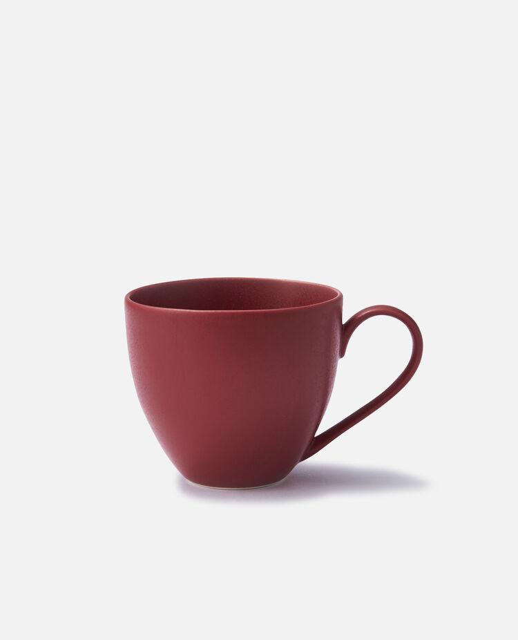 PRET A LINE マグカップ M ワインレッド
