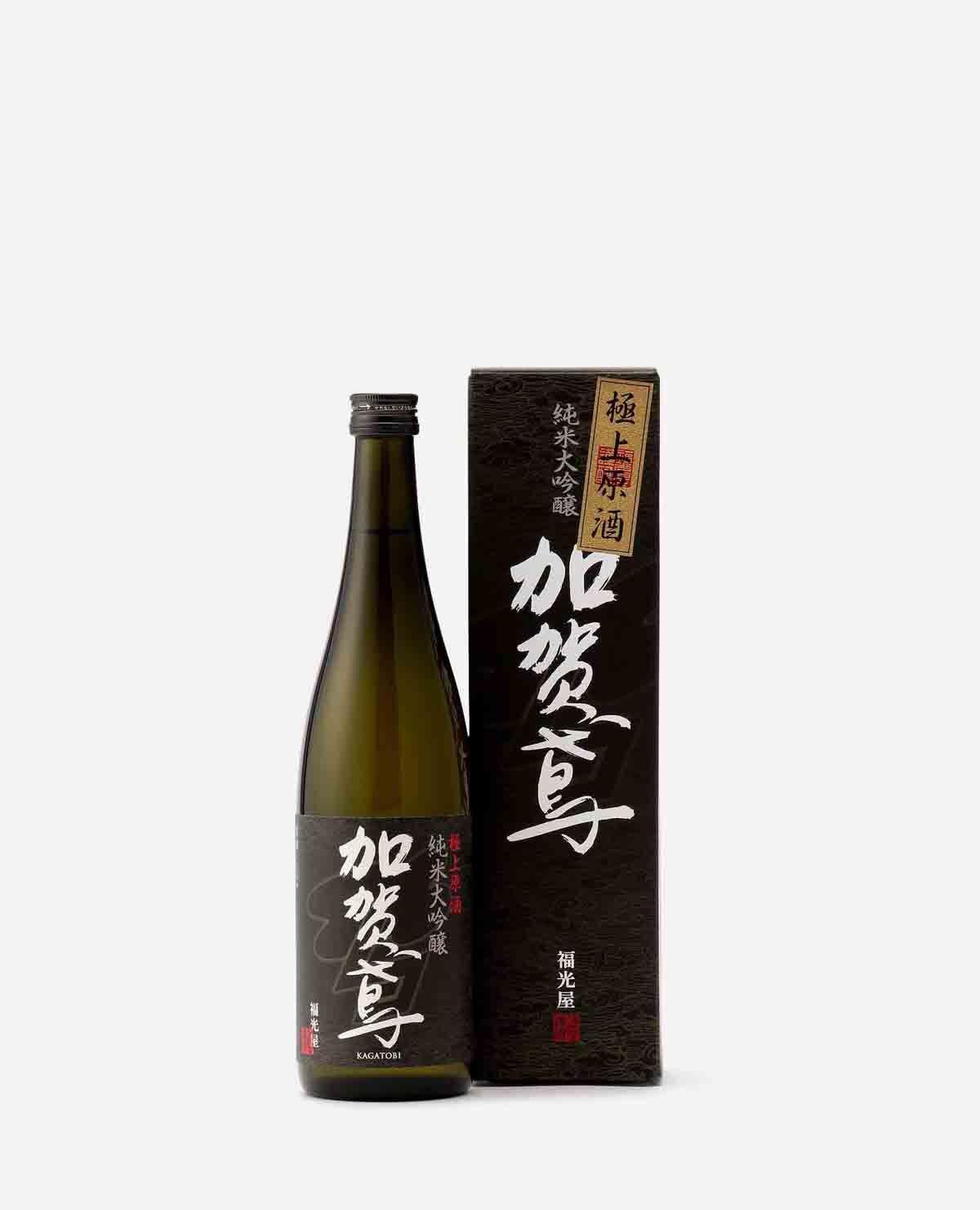 加賀鳶 純米大吟醸 極上原酒