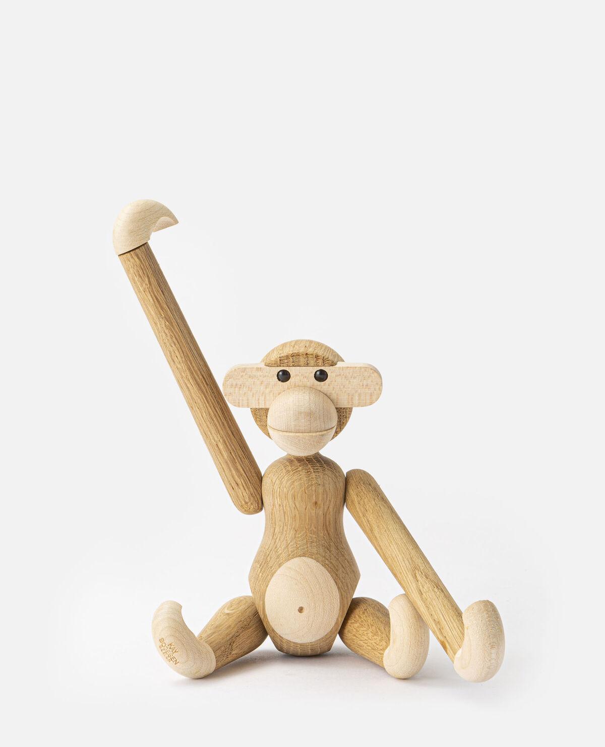 木製アニマル モンキーS