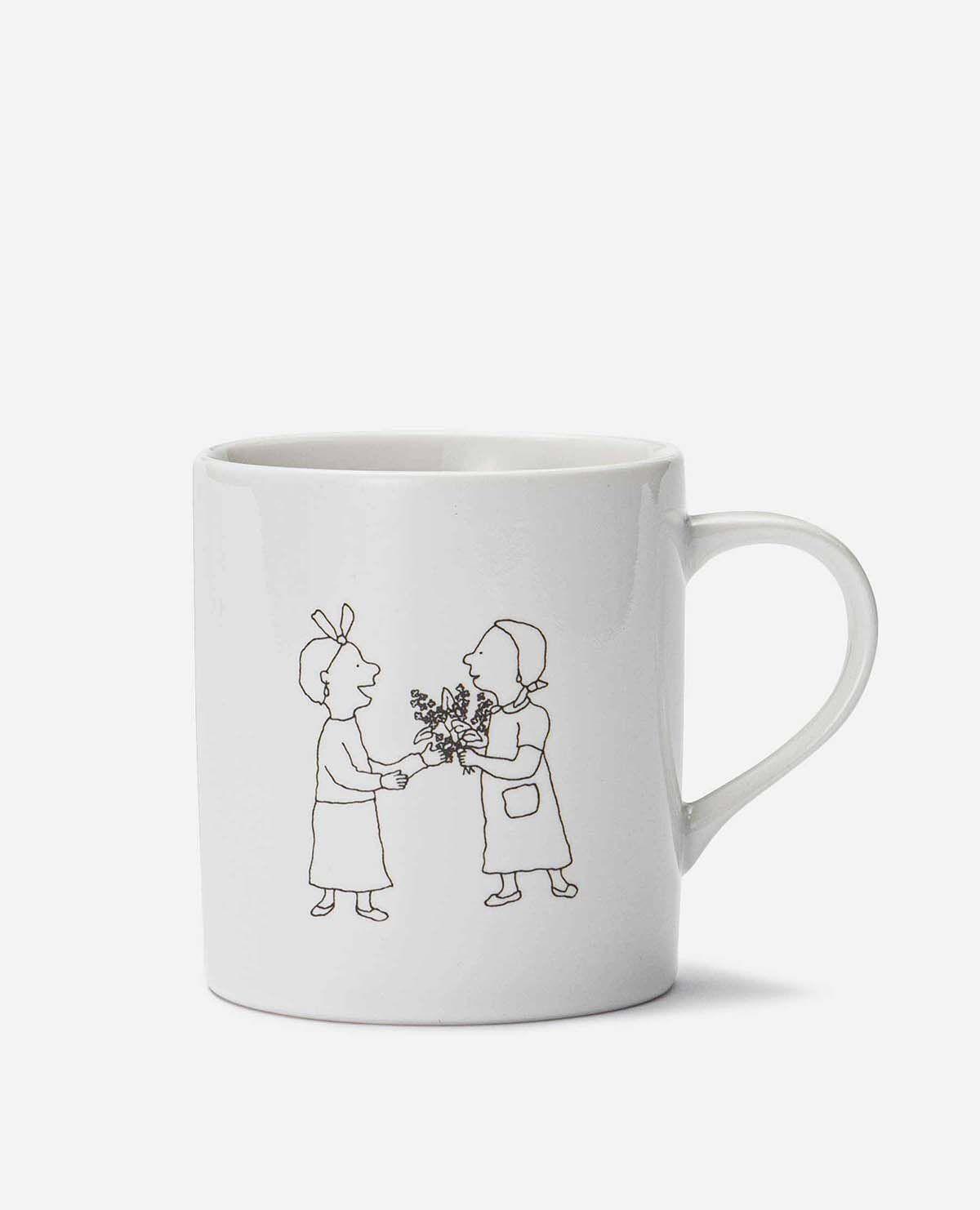 マグカップ おとなりさん