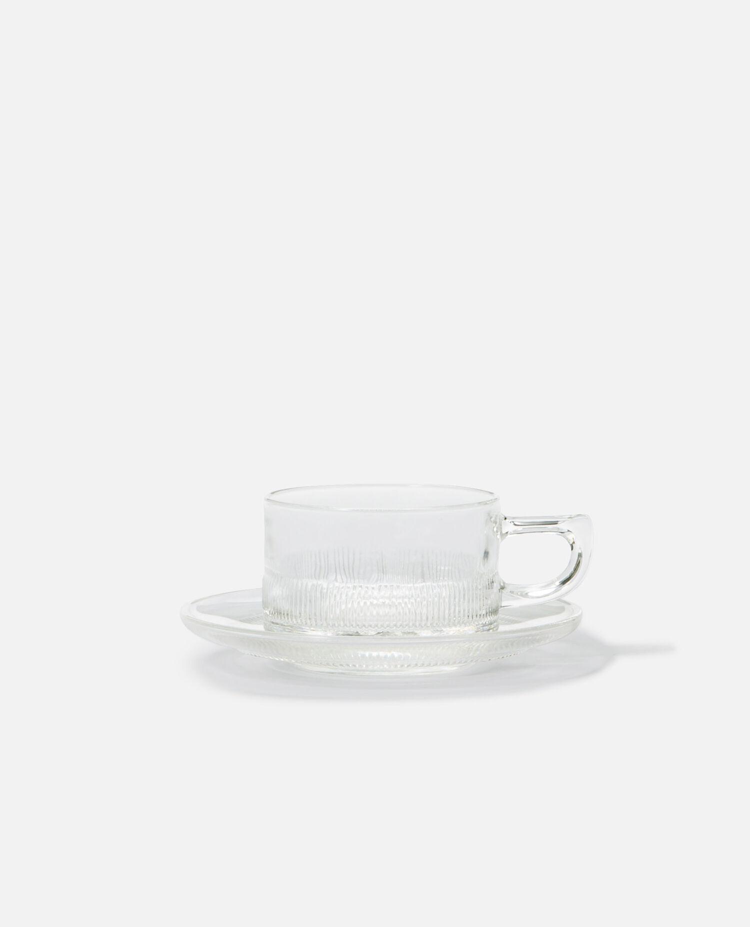 耐熱性カップ&ソーサー