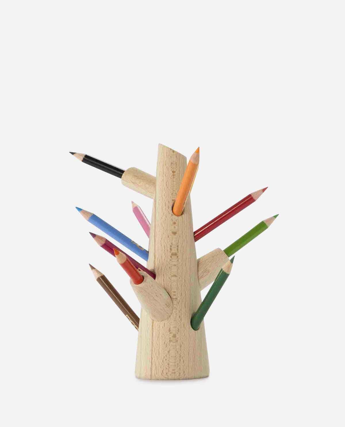 ペンシル ツリー 色鉛筆 たて