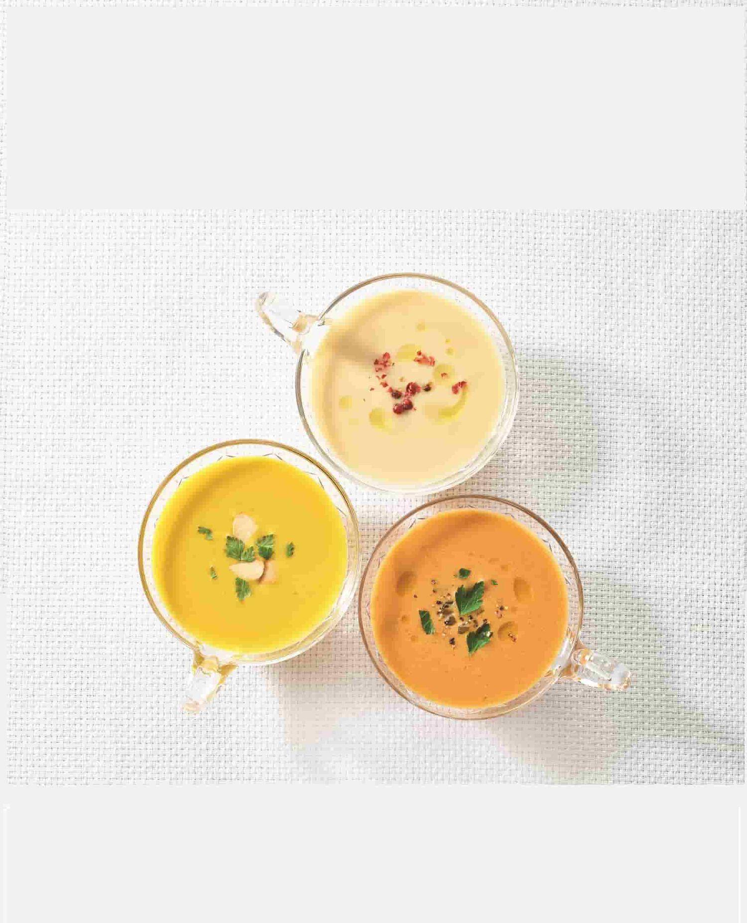 冷製スープ詰合せ