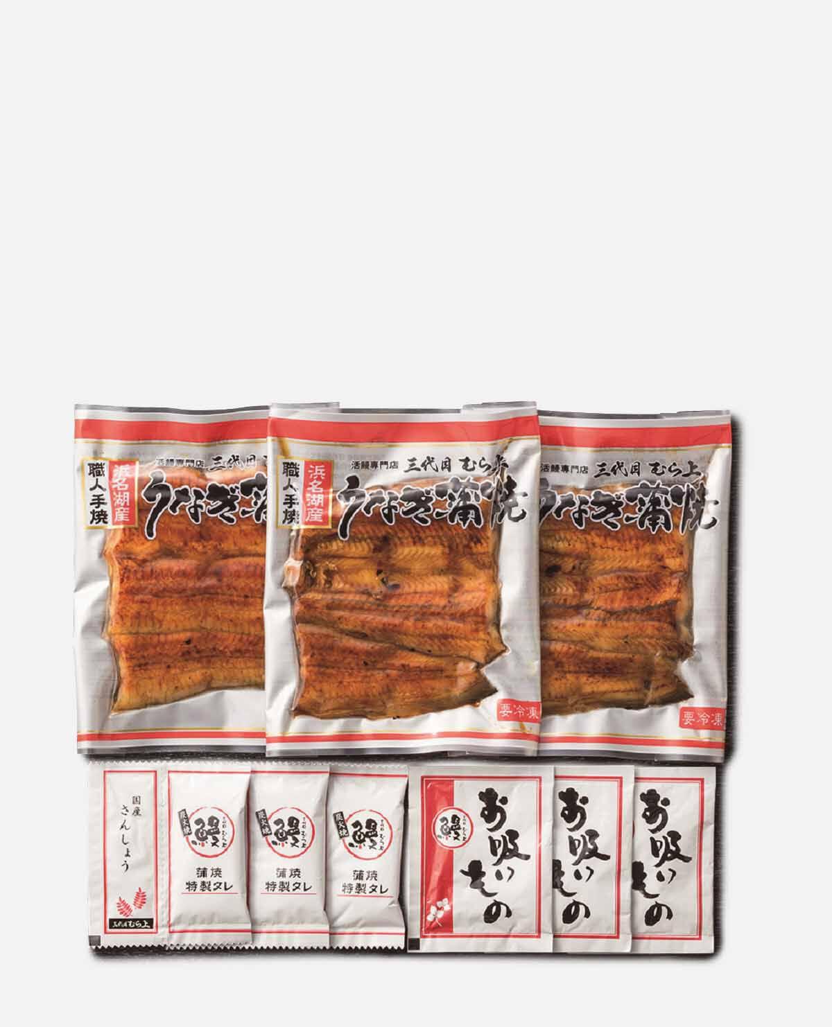 M506 手焼き浜名湖産鰻蒲焼