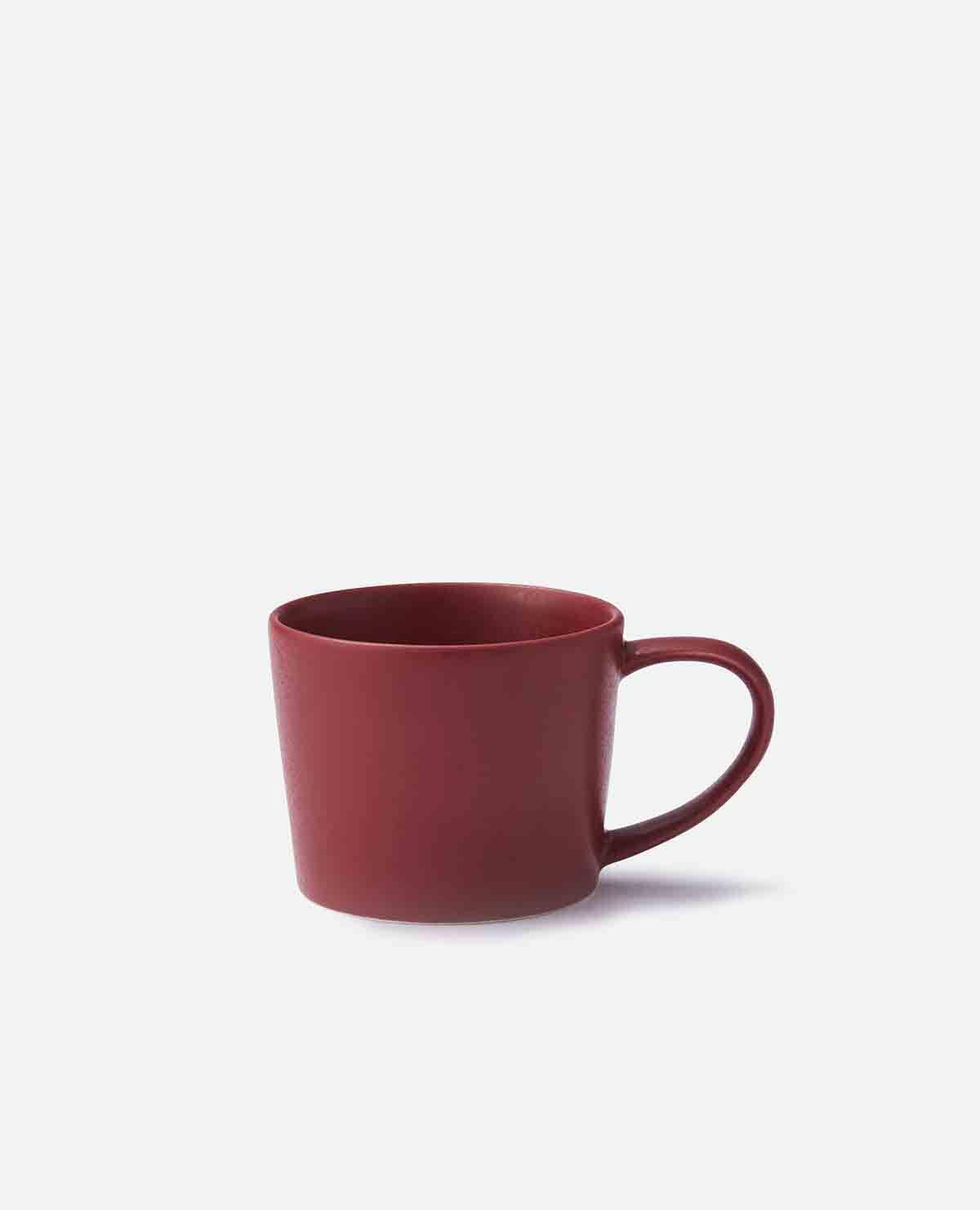 PRET A LINE マグカップ SS ワインレッド