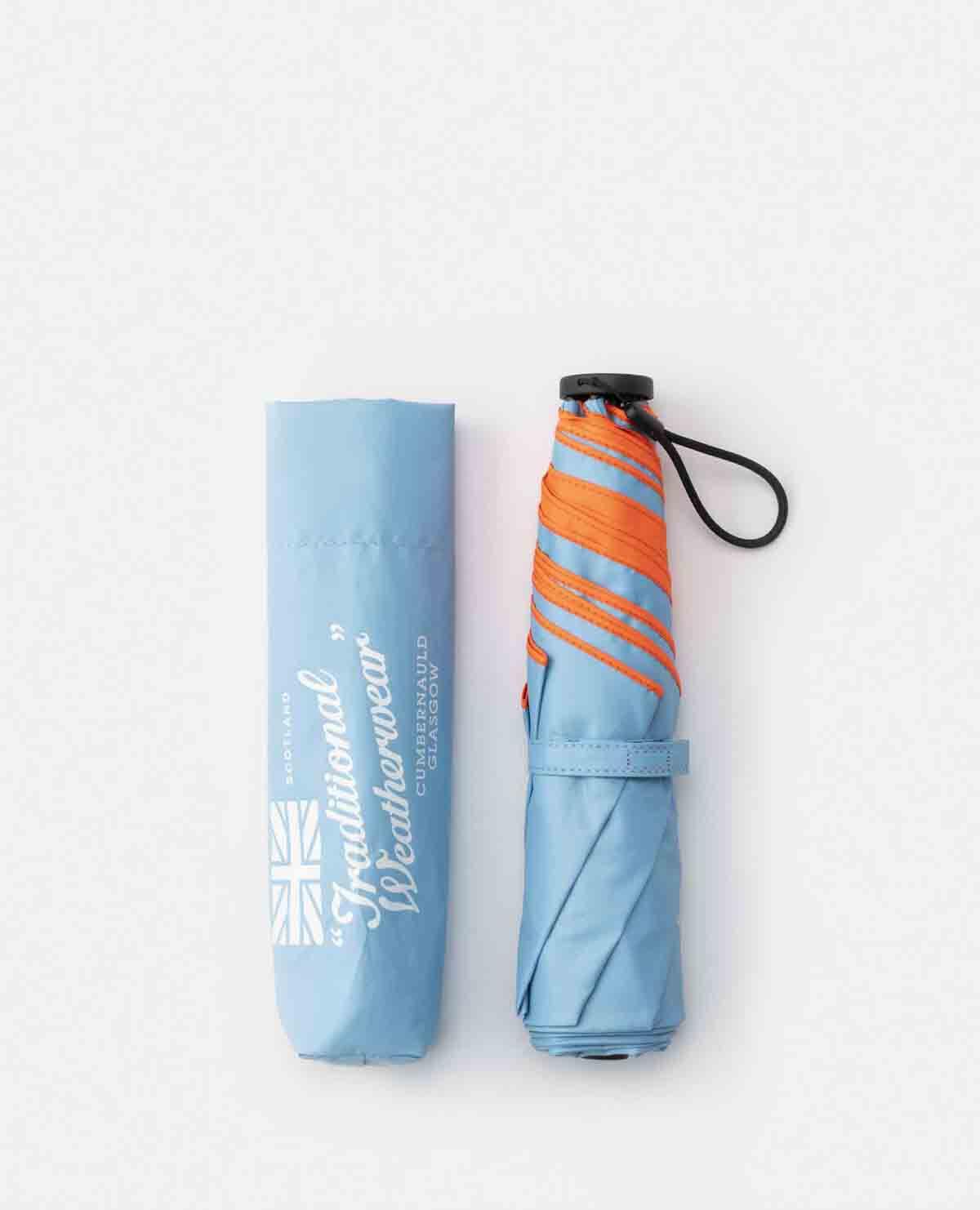 軽量 バイカラー 折りたたみ傘 傘