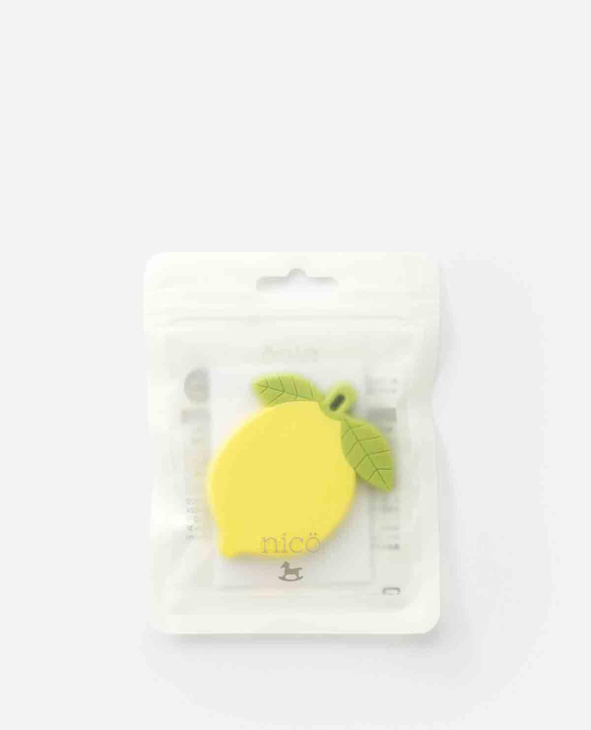歯固め はがため レモン シリコン
