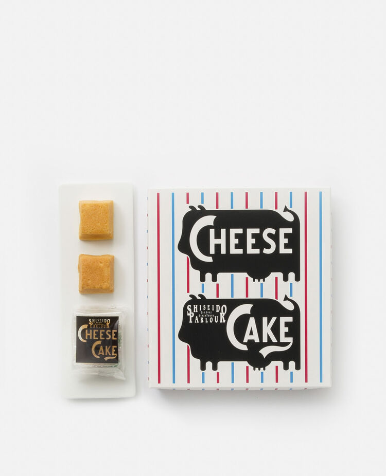 チーズケーキ 9個入 資生堂パーラー