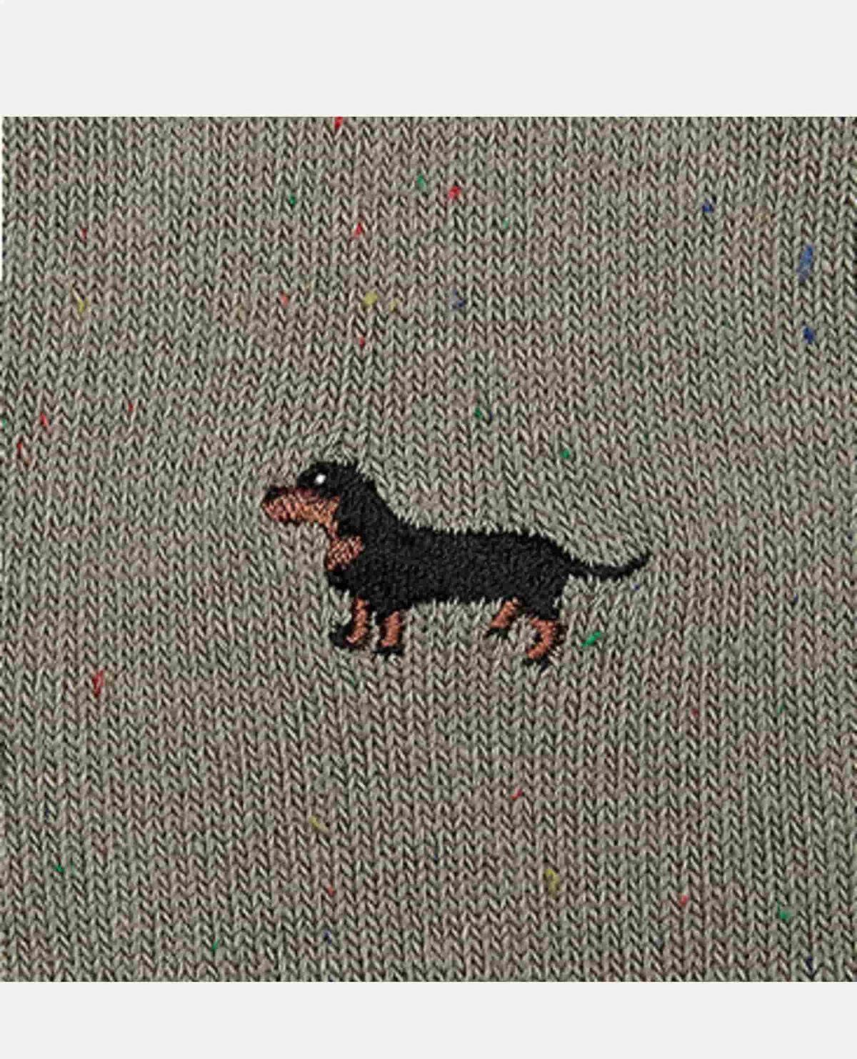 靴下 ダックスフンド 犬