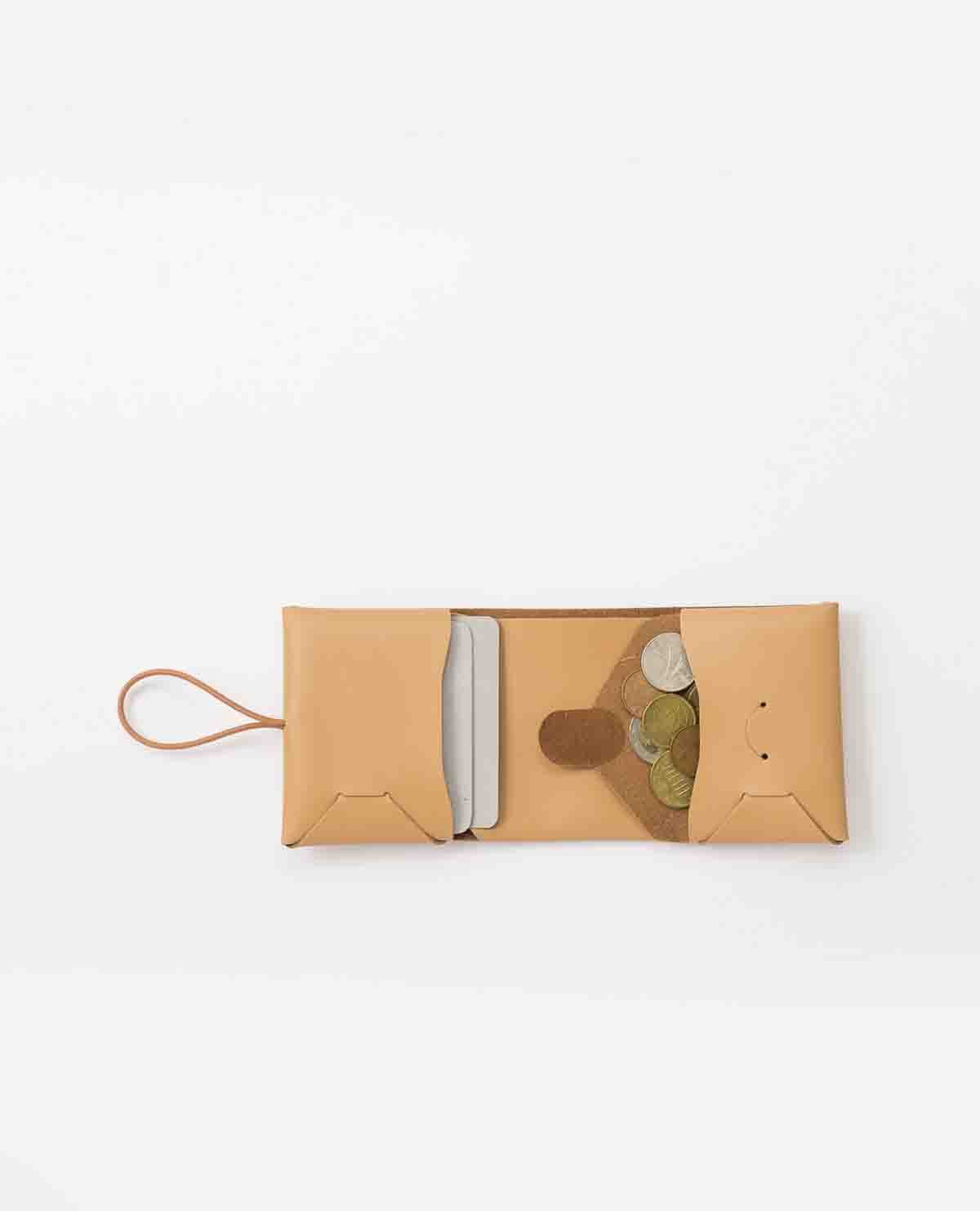 SEAMLESS COMPACT WALLET