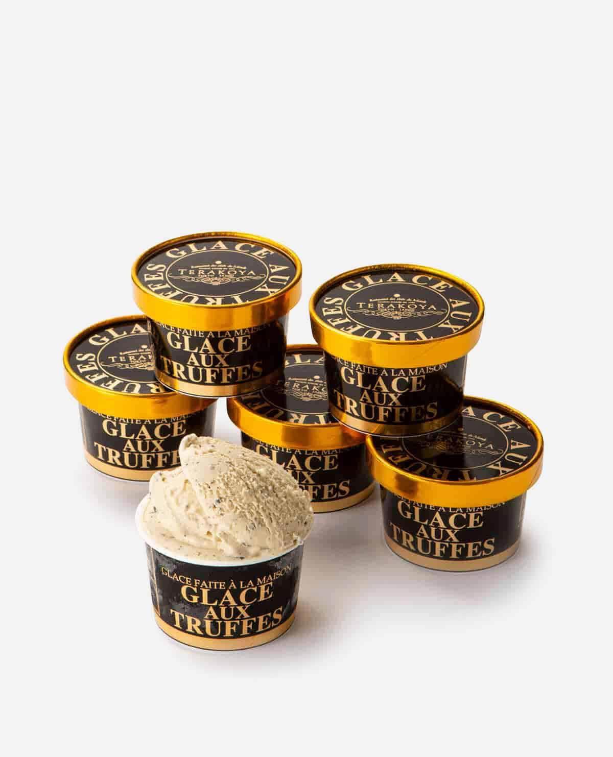 トリュフのアイスクリーム6個セット
