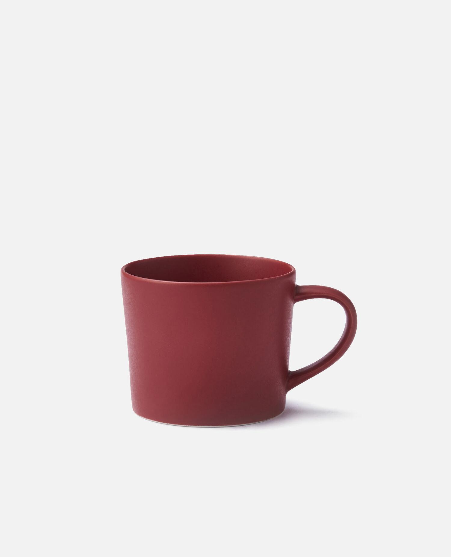 PRET A LINE マグカップ S ワインレッド