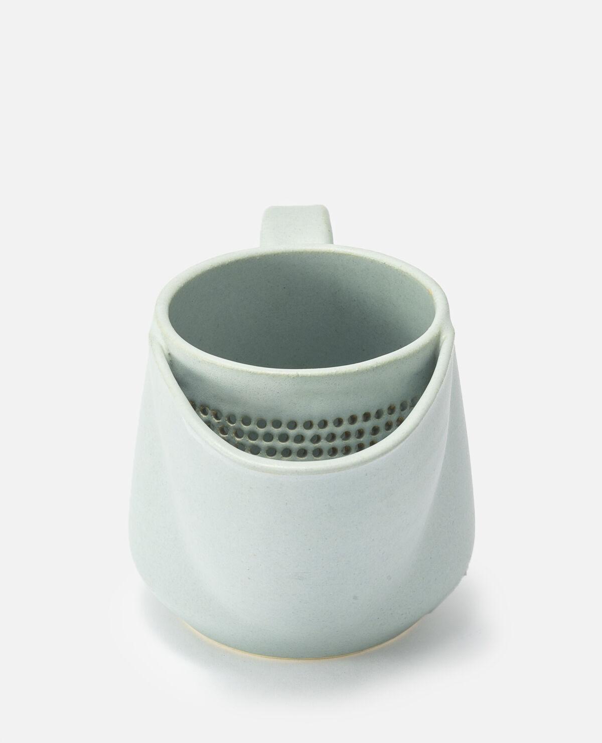 PELICAN TEA POT(ティーポット ブルー ホワイト)