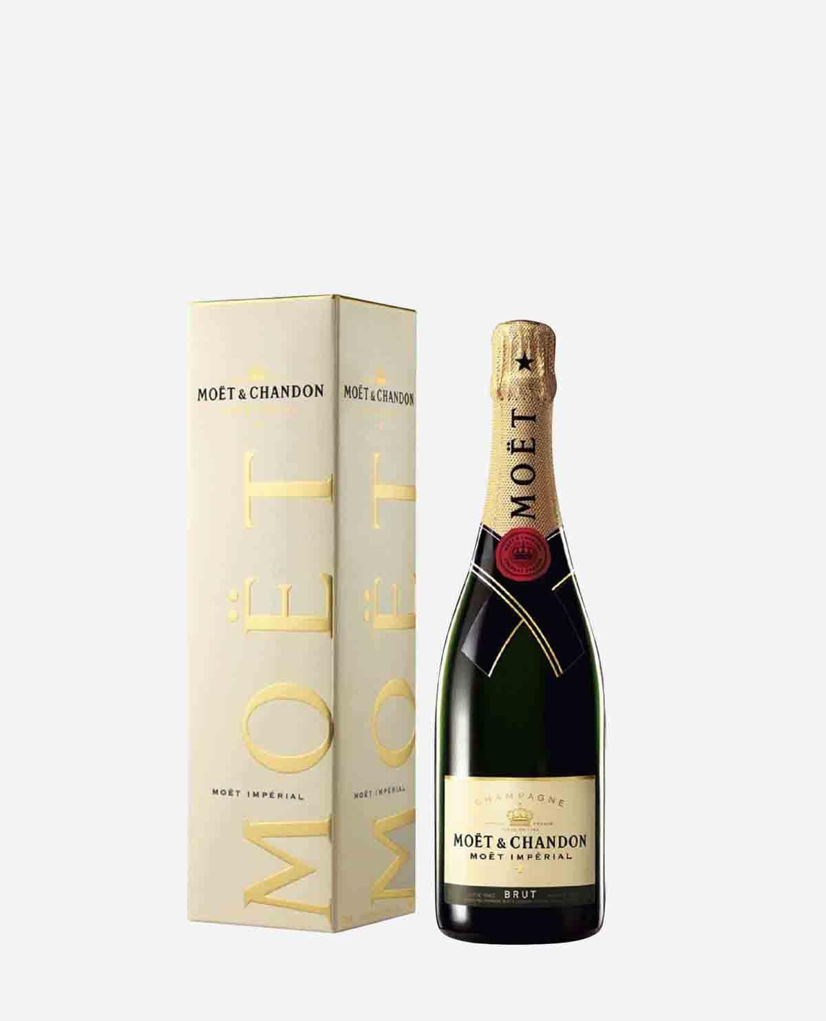 モエ アンペリアル シャンパン