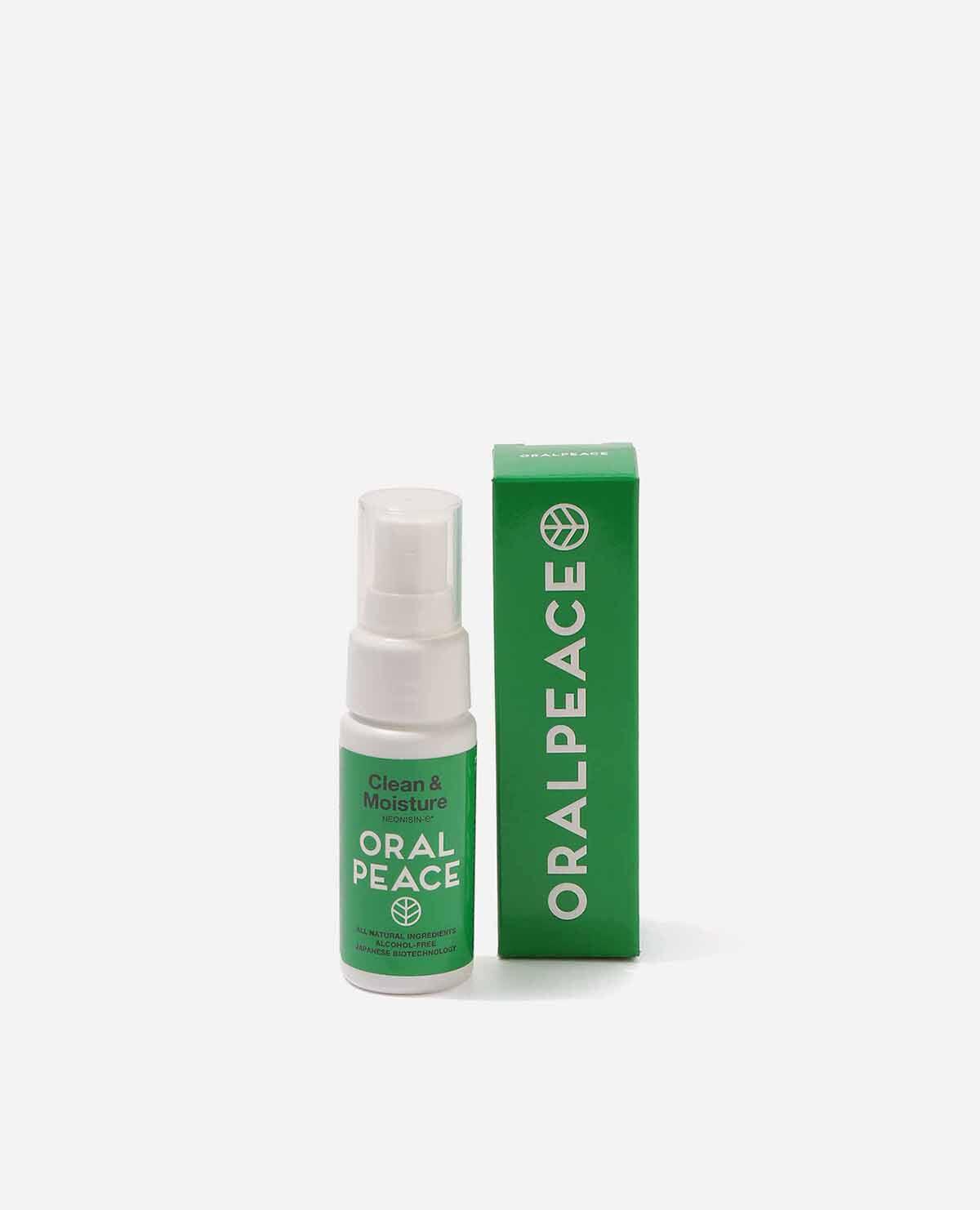 オーラルピース グリーン&モイスチュア スプレー ナチュラル