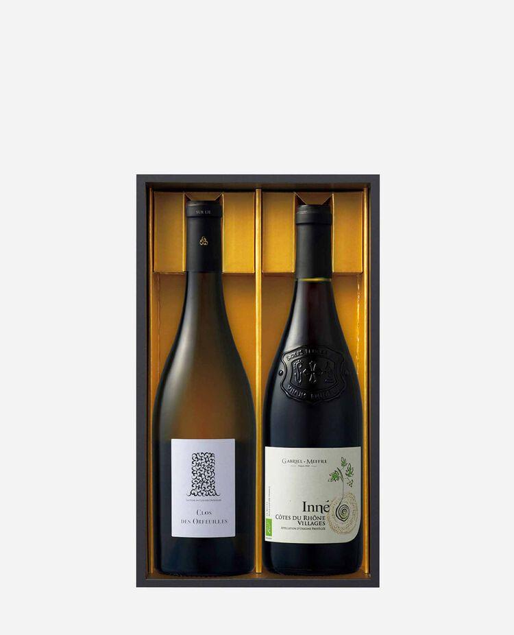 フランス・オーガニックワイン赤白セット