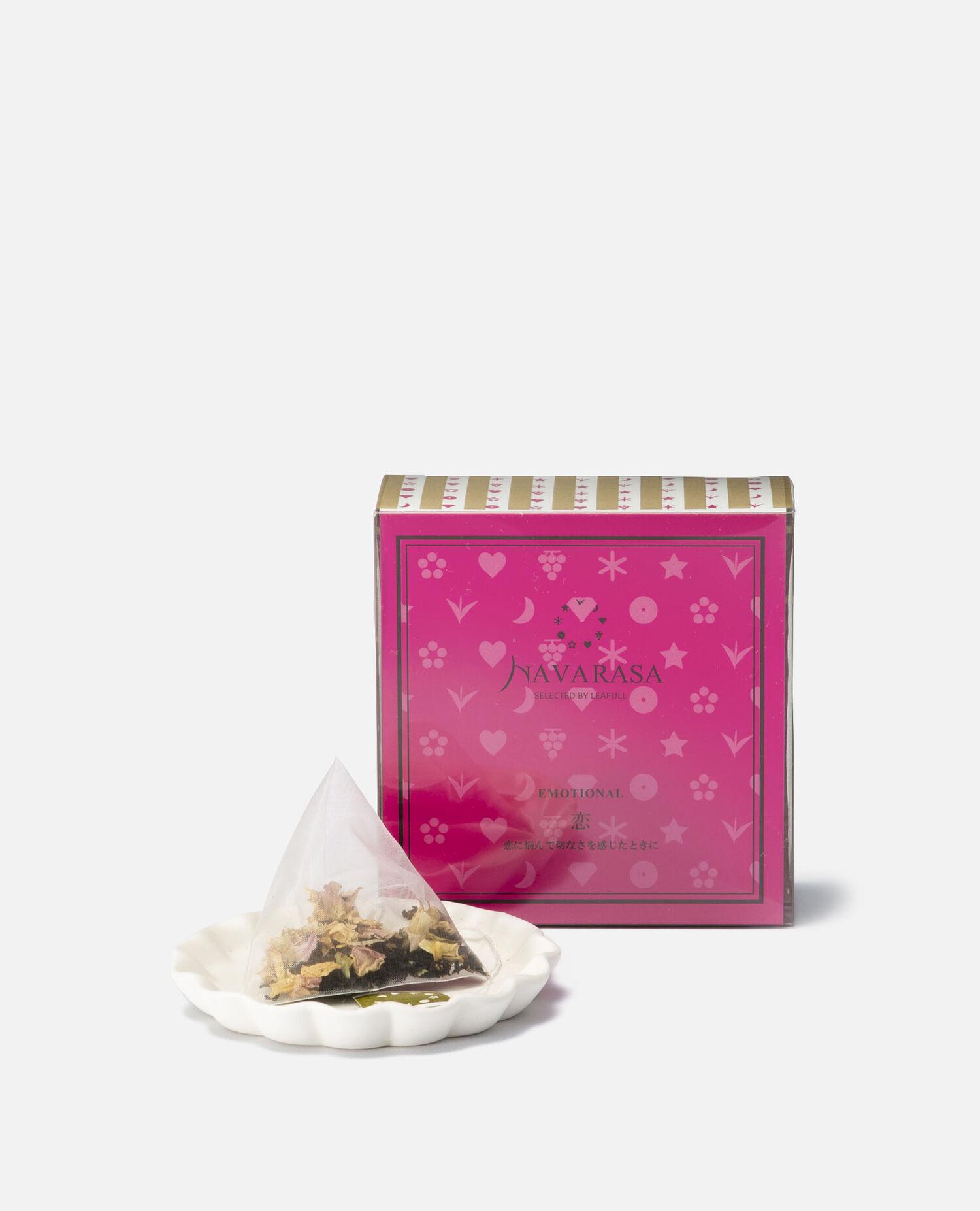 紅茶 エモーショナル 恋(個包装ピトレティーバッグ)