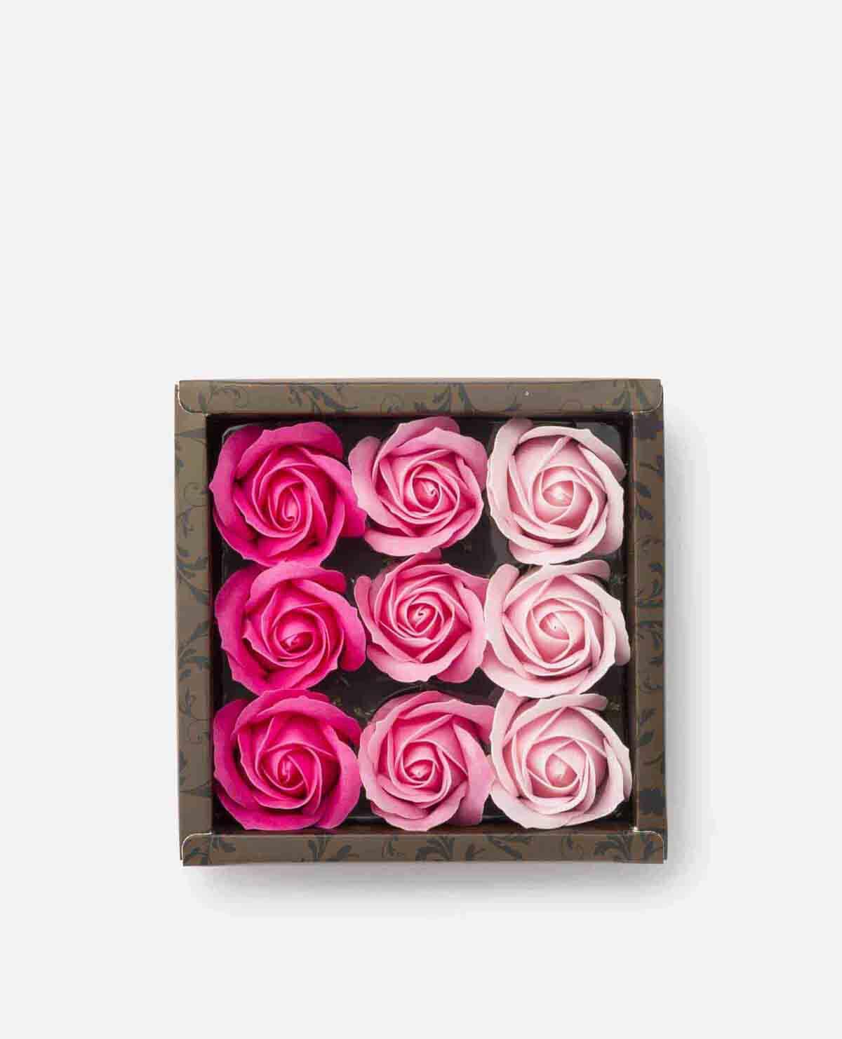 花 入浴剤 ローズ バラ グラデーション ピンク