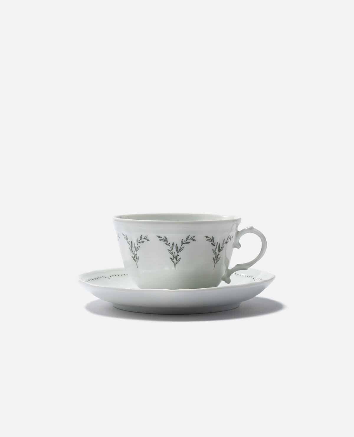 オリーヴァ ティーカップ&ソーサー(リチャードジノリ ミナ ペルホネン)