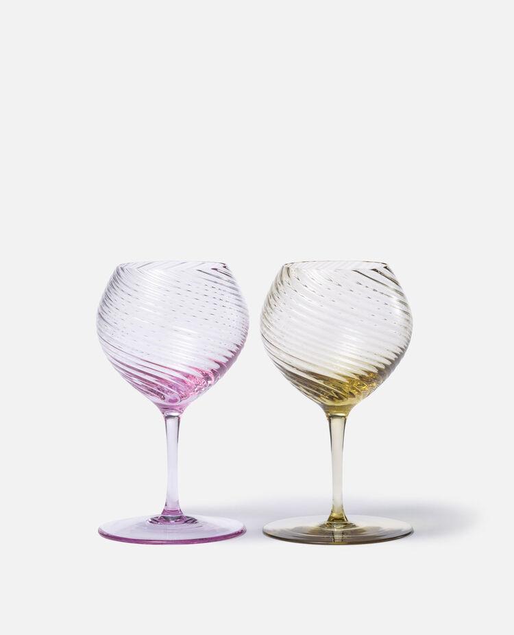 ブエノ ワイングラスペアセット スガハラ / Sghr