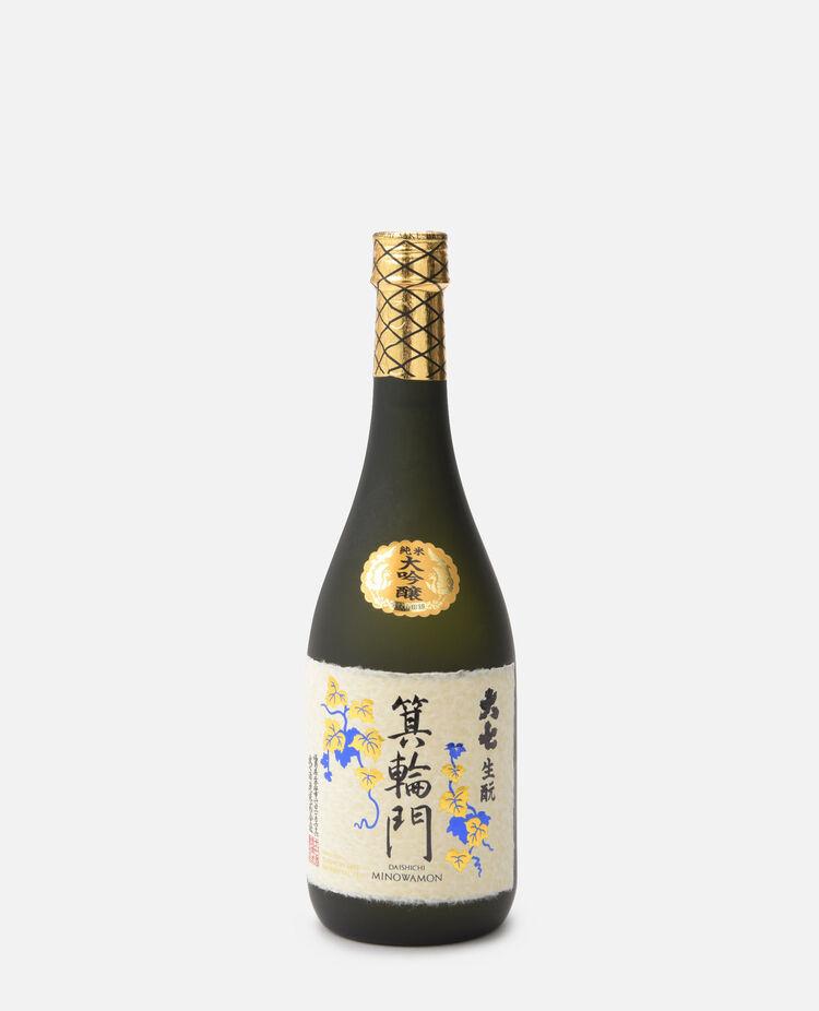 大七 箕輪門純米大吟醸 大七酒造 / 福島県