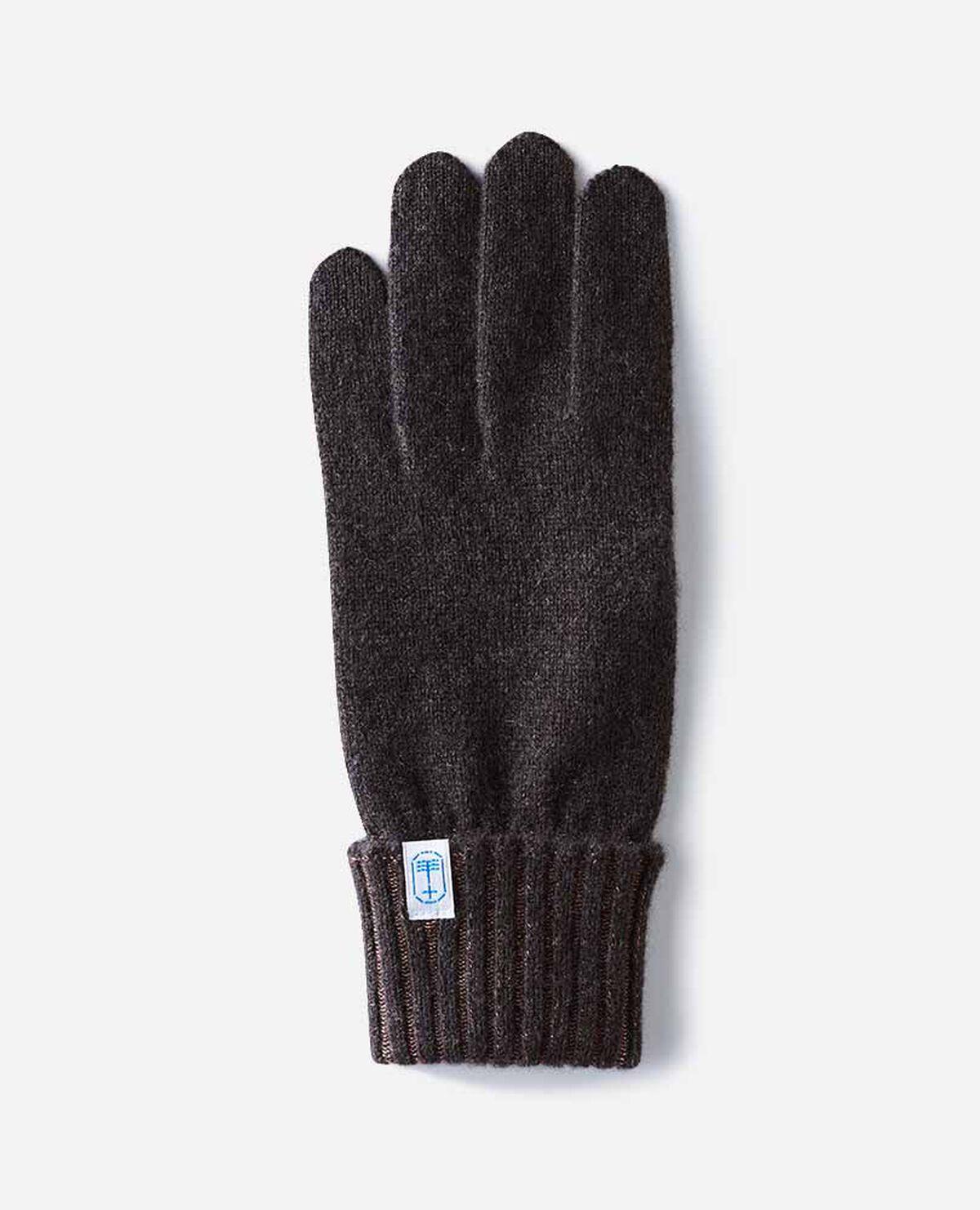 手袋 女性用 天竺 リブ
