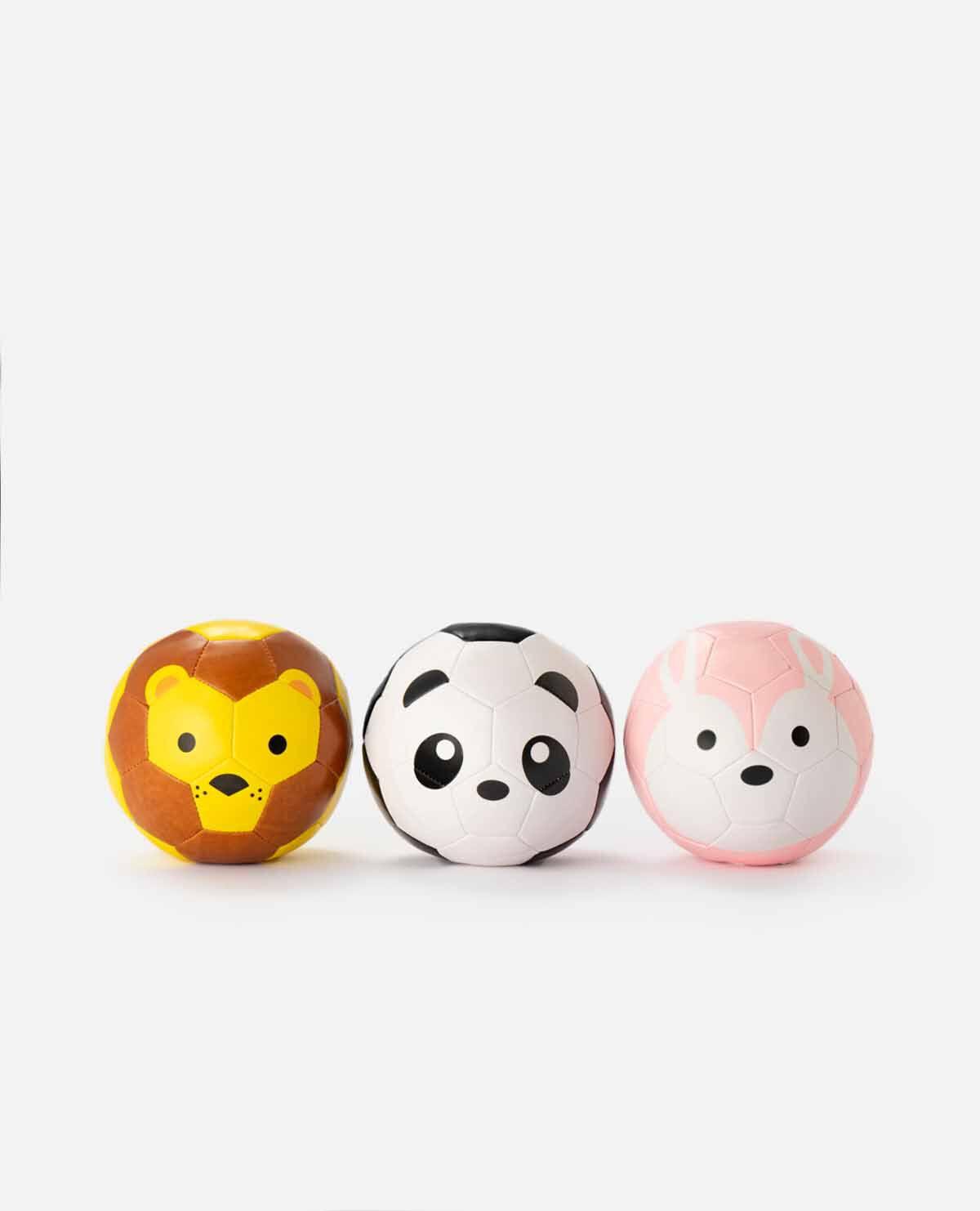 ベビー用 サッカーボール ボール 動物 ベビー パンダ