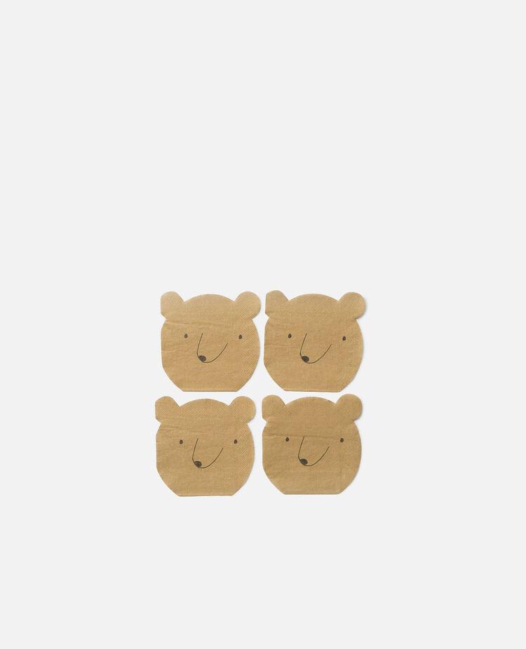 ナプキン クマ 20枚入り メリメリ / merimeri