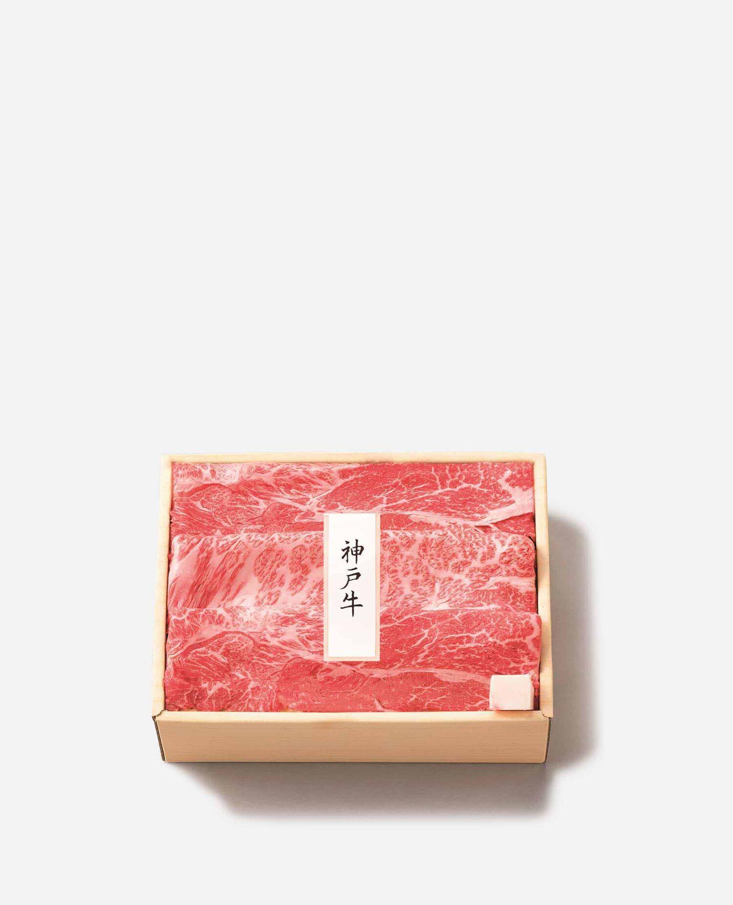 神戸牛 すき焼・焼肉用KSY50